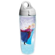 Disney Anna & Elsa Skating Water Bottle