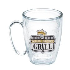 Eat Drink Be Merry King of the Grill Mug