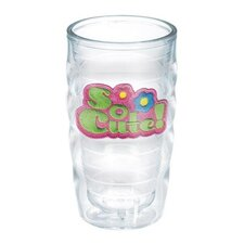 Totally Kids So Cute 10 Oz. Wavy Tumbler