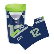 NFL Seattle Seahawks 12th Man 16 Oz. Tumbler with Lid