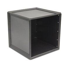 Plastic Storage 14.75'' Cube Unit (Set of 2)
