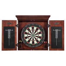 Athos Dart Board with Darts