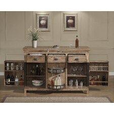 Evolution Bar Cabinet with Wine Storage