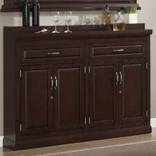 Ricardo Bar Cabinet with Wine Storage
