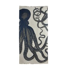 Bath Octopus Bath Towel