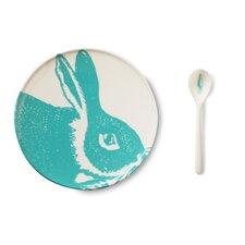 Bunny 4 Piece Place Setting Set