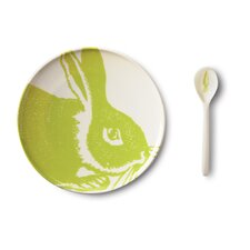 Bunny 4 Piece Place Setting Set