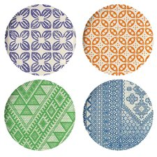 "Bazaar 9"" Side Plate (Set of 4)"