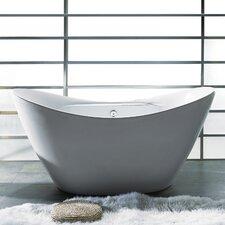 "67"" x 30"" Soaking Bathtub"