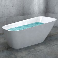 "66.9"" x 30.31"" Soaking Bathtub"
