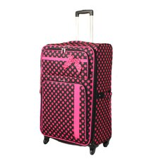 """Delight 25"""" Carry-On Spinner Suitcase"""