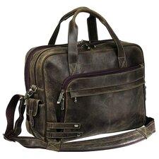 The Jones Leather Laptop Briefcase