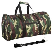 "Camouflage 22"" Duffel"