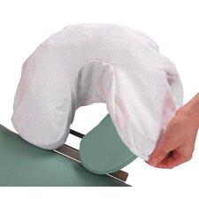 Cotton Flannel Reusable Face Rest Covers (Set of 3)