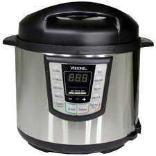 6-Quart Programmable 6-in-1 Electric Pressure Cooker