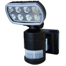 Nightwatcher Pro 8 LED Security Motion Track Light