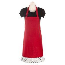 Stiletto Women's Apron in Red