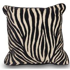 Mozambique Accent Throw Pillow