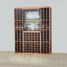 Designer Series 168 Bottle Wine Rack