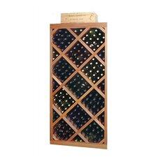 Designer Series Diamond 212 Bottle Wine Rack