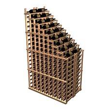 Designer Series 270 Bottle Double Deep Waterfall Wine Rack