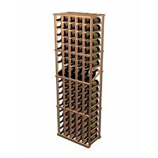 Designer Series 95 Bottle 5 Column Individual with Display Wine Rack