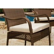 Grenada Outdoor Dining Chair Cushion