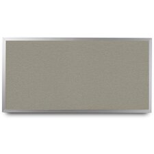 Aluminum Framed Cork Bulletin Board