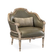 Contour Leather Lounge Chair