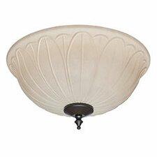 Bowl Ceiling Fan Light Kit