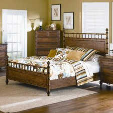 Palm Bay Poster Panel Bed