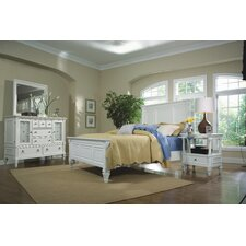 Ashby Panel Customizable Bedroom Set