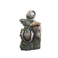 2-Pot Waterfall Fountain