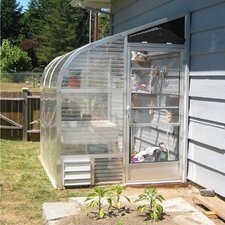 5 Ft. W x 7.5 Ft. D Acrylic and Aluminum Greenhouse