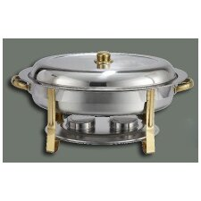 Malibu 6-Quart Oval Chafer