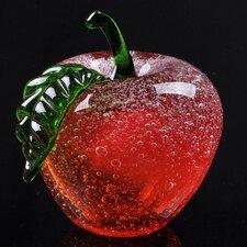 Hand Blown Art Glass Fruit Sculpture