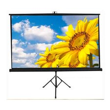 "New 84"" Diagonal Portable Projection Screen"