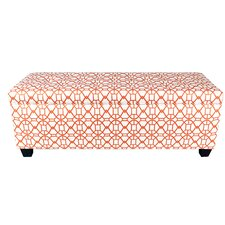 Noah Sole Secret Upholstered Storage Bench
