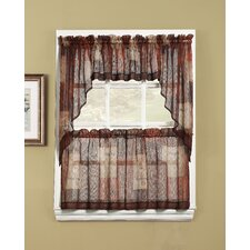 "Eden Rod Pocket 56"" Window Valance"
