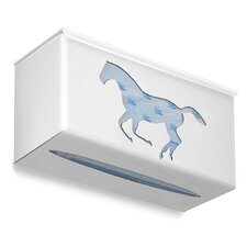 Ultimate Single Horse Glove Box Holder