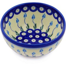 Polish Pottery 14 oz. Stoneware Bowl