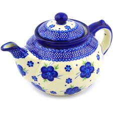 Polish Pottery 1.625-qt. Teapot