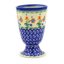 Polish Pottery Goblet