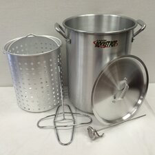 30 Qt. Turkey Frying Pot with Lid