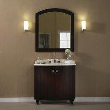 "Kara 30"" Single Vanity Set with Mirror"