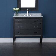 "Manhattan 37"" Single Bathroom Vanity Cabinet Set"