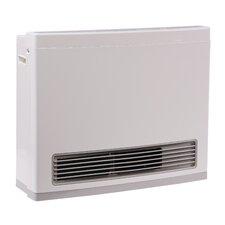 R Series 24,000 BTU  Wall Insert Natural Gas Fan Heater