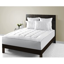 Ultra Plush Luxury 300 Thread Count Pillow Top Mattress Pad