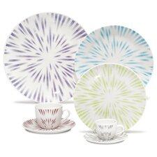 Porcelain Dust Plate 12 Piece Set