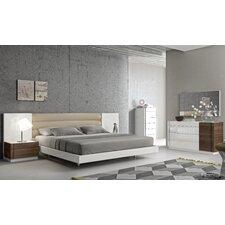 Lisbon Platform Customizable Bedroom Set